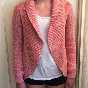 Roxy Pink Cardigan